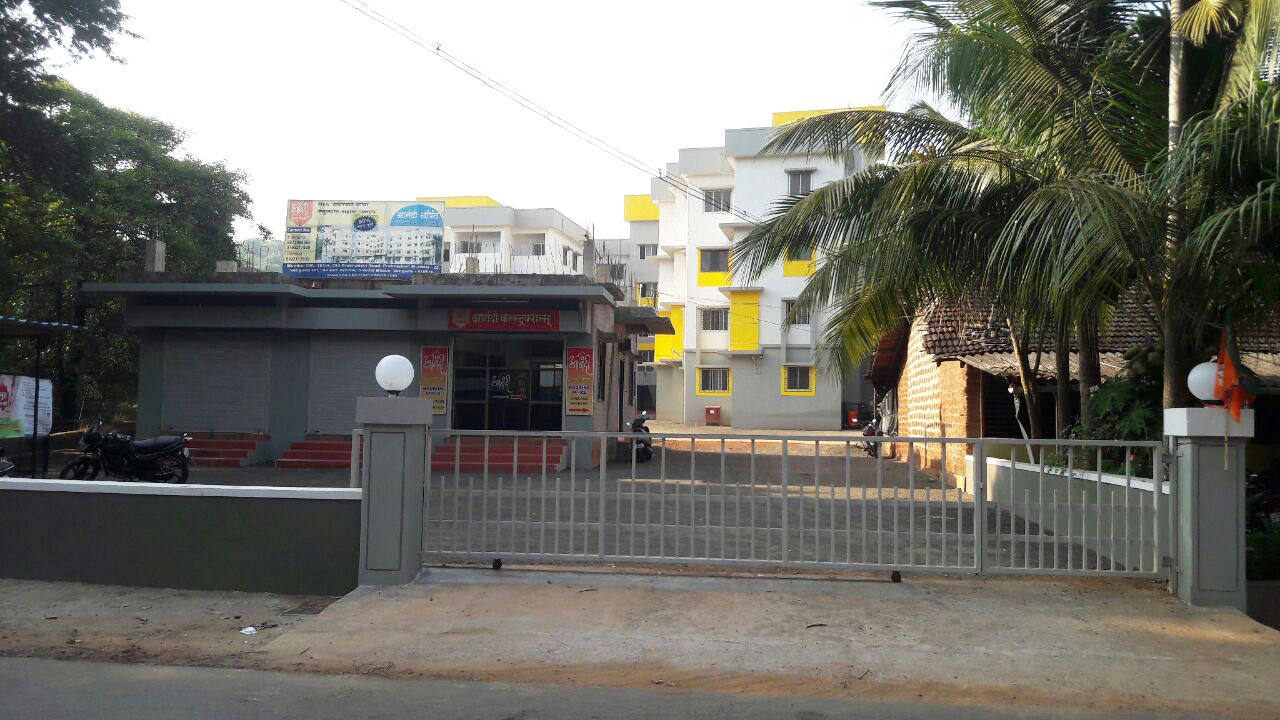 Anandi Arpit A & B - Residencial & Commercial Apartment in Vengurla